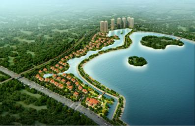 徐州后花园,最具潜力增长极 项目位于江苏省徐州市贾汪区南湖