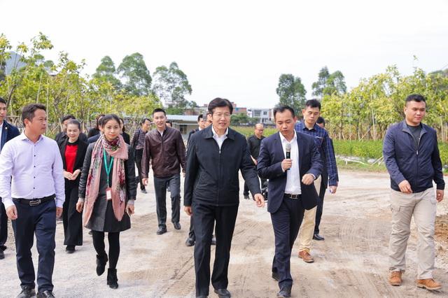全国工商联扶贫工作会议在广西百色市召开,碧桂园扶贫工作获得认可